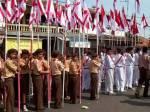 Kegiatan Pramuka n Pskibra di Kota Bekasi